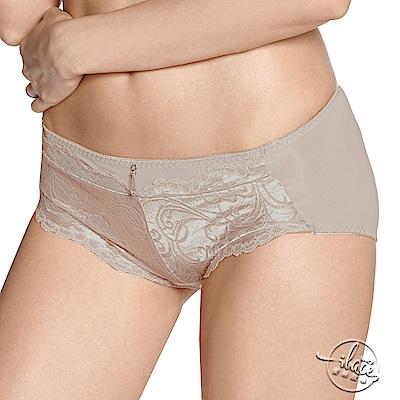 LADY 維納斯系列 中腰平口內褲(純淨膚)