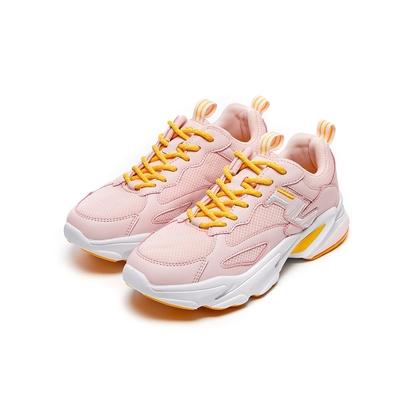 FILA BEATS TRACER 2.0 女慢跑鞋-粉 5-J526V-685
