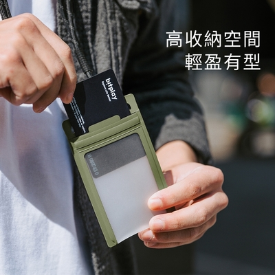 bitplay AquaSeal Badge Holder 防水機能證件套-3色可選 證件套 掛鈎 掛繩 戶外用品 防水 悠遊卡 卡式鑰匙