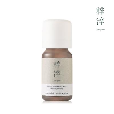 粹淬Re:pure 芳療香氛純單方精油-有機綠薄荷10ml