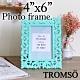 TROMSO皇家巴洛克4x6相框-巴洛克藍綠 product thumbnail 1