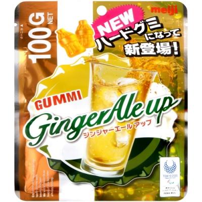 Meiji明治 薑汁汽水風味造型軟糖(100g)
