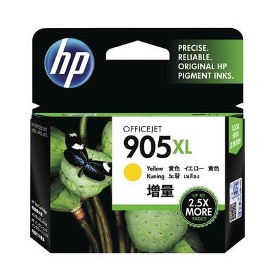 HP 905XL T6M13AA 黃色 高容量 原廠墨水匣 適用OJ 6960/6970/6950/6956