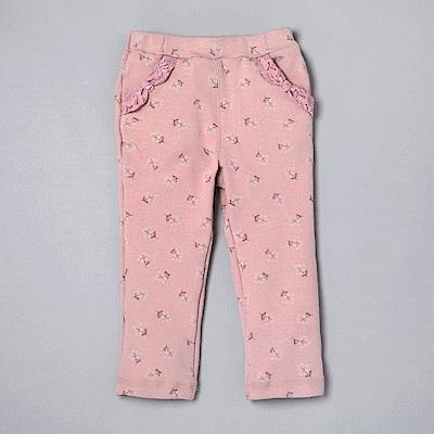 PIPPY 針織浪漫長褲 粉