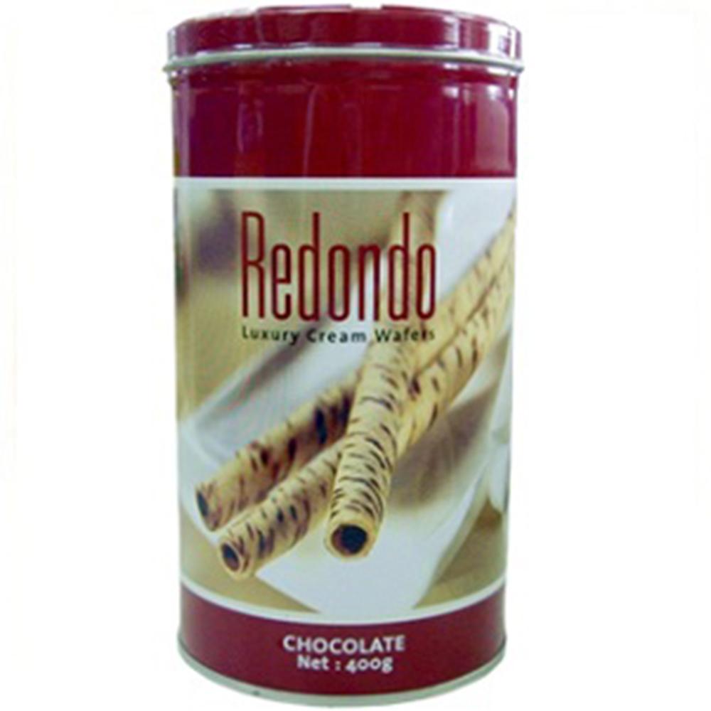 瑞登 捲心酥系列-巧克力口味(400g)