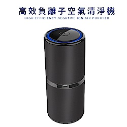 A-MORE 負離子空氣清淨機(黑色)
