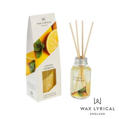 英國 Wax Lyrical 英式經典系列擴香瓶-檸檬馬鞭草 Lemon Verbena 40ml