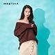 【MASTINA】慵懶舒適搭配-針織衫(四色) product thumbnail 1