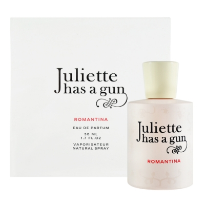 Juliette has a gun 帶槍茱麗葉 羅馬迷情香水 淡香精 50ml Romantina EDP