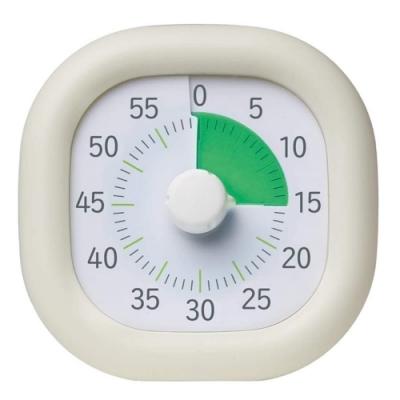 日本SONIC訓練時間感時鐘LV-3062倒數時鐘(訓練專注力集中力)兒童計時器考試計時鬧鐘