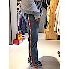 牛仔褲 女款 501中腰直筒 Sneaker Jeans - Levis