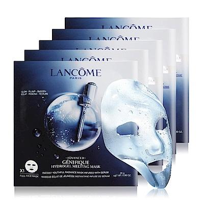 LANCOME 蘭蔻 超進化肌因活性凝凍面膜28gX5