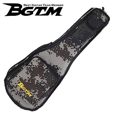 BGTM嚴選UK-01超高質感23吋烏克麗麗琴套(雙背/厚棉)-野戰迷彩