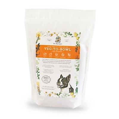 (即期5/24)哈維博士 8分鐘高纖彩蔬犬鮮食 3磅X1包