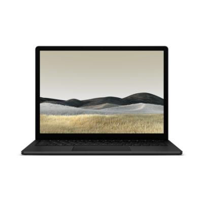 Microsoft 微軟 家用版筆電 Surface Laptop 3 13吋(i7/16G/512G)-墨黑