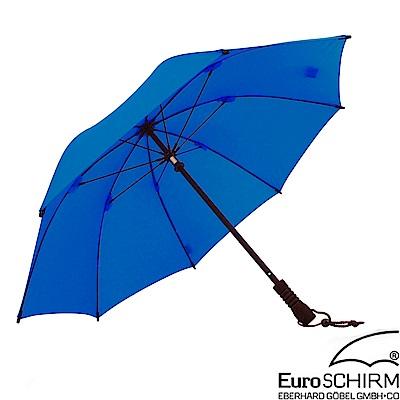 EuroSCHIRM SWING 徒步旅行輕量直傘.雨傘_皇家藍