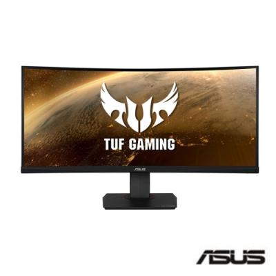 ASUS TUF Gaming VG35VQ 35型2K曲面電競螢幕 21:9 HDR