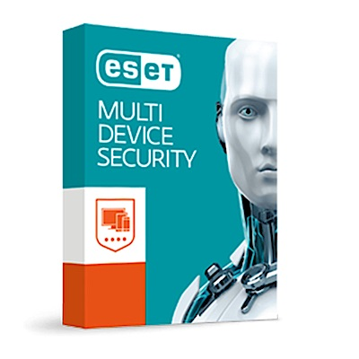 ESET MULTI-DEVICE SECURITY網路安全套裝多平台版三年三台裝置