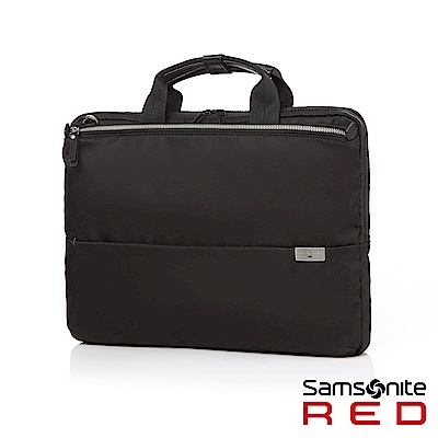 Samsonite RED AURICE 都會商務超輕薄筆電公事包15.6 (黑)