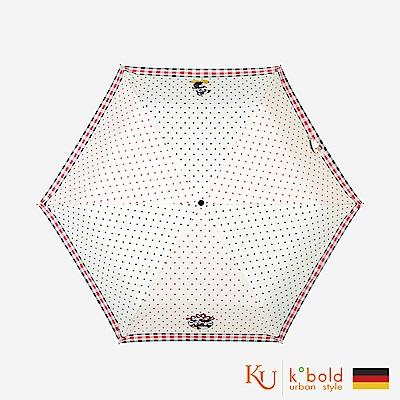 德國kobold 6K晴雨兩用傘-紳士米奇