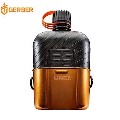 Gerber B-G Canteen 野戰軍風水壺/鋁杯(1L)31-001062
