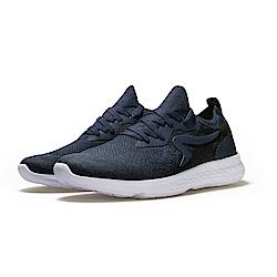 【ZEPRO】男子Q-RUN運動時尚休閒鞋-星燦藍