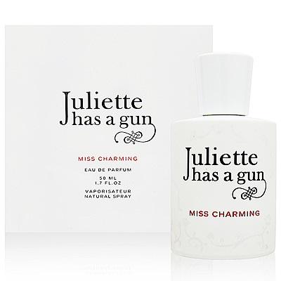 Juliette has a gun帶槍茱麗葉 迷人小姐淡香精50ml(法國進口)