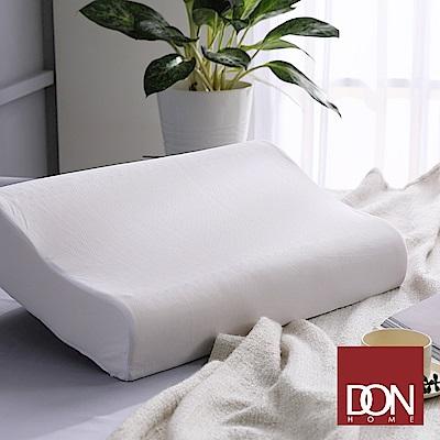 DON 波浪型人體工學乳膠枕一入