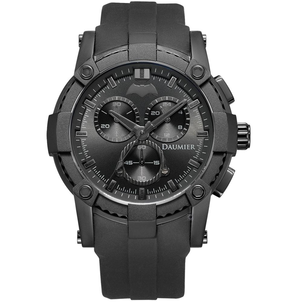 瑞士丹瑪DAUMIER正義聯盟ELITES系列限量腕錶-蝙蝠俠