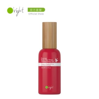 O right 歐萊德   玫瑰果精華優油100ml(染燙、嚴重受損及乾燥髮質)