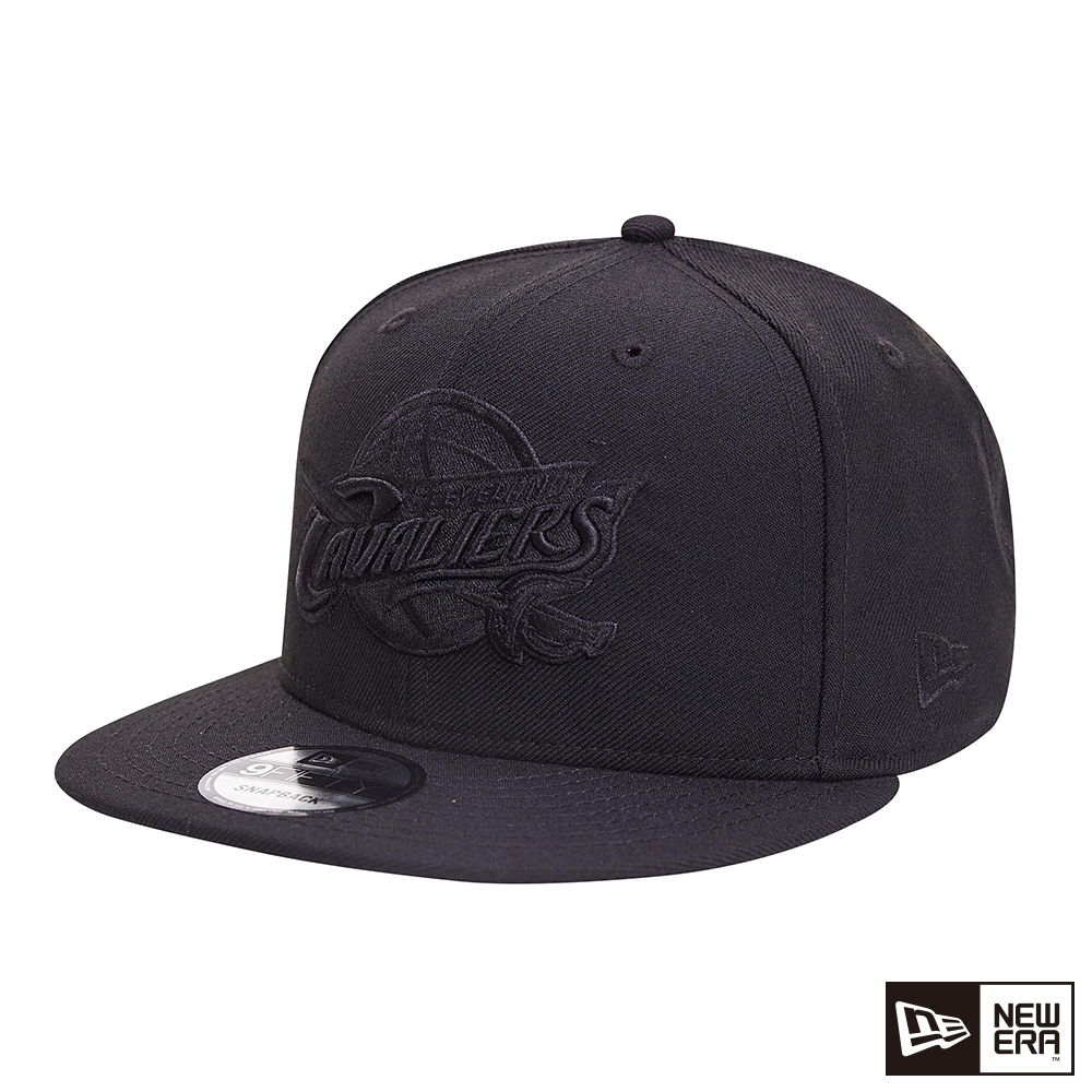 NEW ERA 9FIFTY 950 CLECAV BLACK 騎士 黑 棒球帽