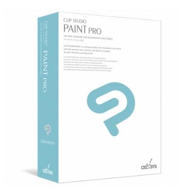 CELSYS Clip Studio Painter Pro 專業動漫繪圖軟體