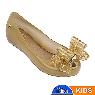 Melissa 經典娃娃鞋-兒童款-金