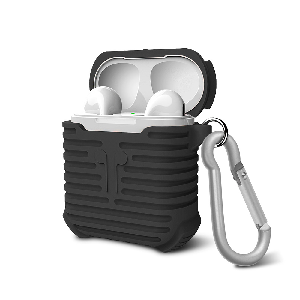 Apple AirPods 藍牙耳機抗震保護套