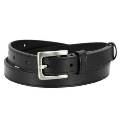 CH-BELT細版新潮百搭造型女腰帶皮帶(黑)