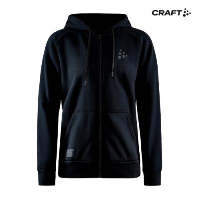 CRAFT CORE Craft zip hood W 連帽外套 1910640-999000
