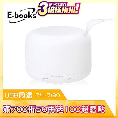 E-books J1 森呼吸負離子香氛保濕水氧機