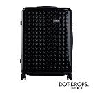 DOT-DROPS 28 吋 Chapter 2 輕量客製點點硬殼行李箱 - 幻影黑