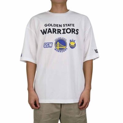 NBA Style C S T-SHIRTS 隊徽燙印 短袖上衣 勇士隊