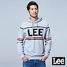 Lee LEE長袖連帽厚TEE/RG