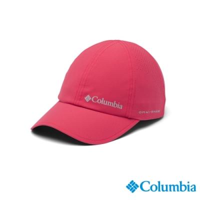 Columbia 哥倫比亞 中性 - UPF50 防潑快排 棒球帽-桃紅 UCU01290FC