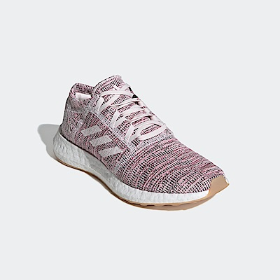 adidas Pureboost Go 跑鞋 女 B75824