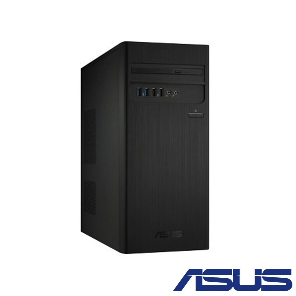 (無卡分期-12期)ASUS H-S340MC i5-9400/8G/GTX1050獨顯電腦