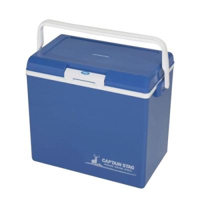 日本鹿牌冰桶14L藍色 M-8175