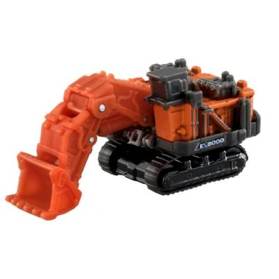 任選TOMICA NO.025 日立挖土機EX8000-6 TM025A2 多美小汽車