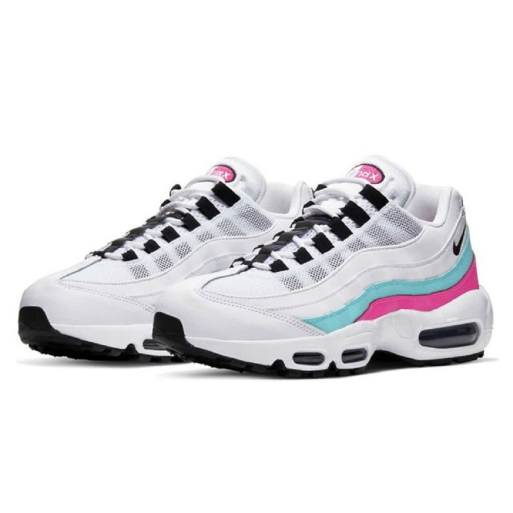 NIKE AIR MAX 95  女 休閒慢跑鞋 白 307960117 product image 1