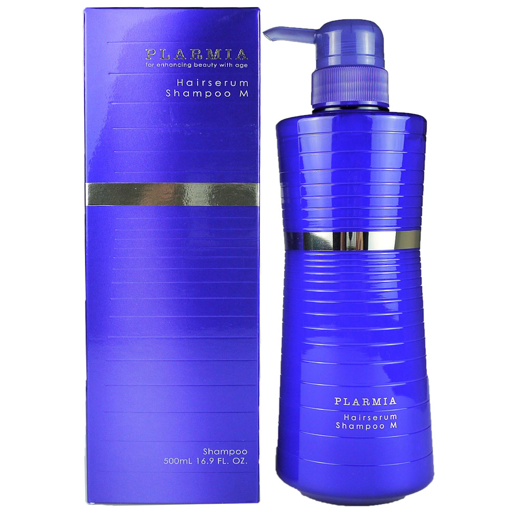 MILBON哥德式 璀璨系列(公司貨)藍鑽Oil洗髮精M 500ML
