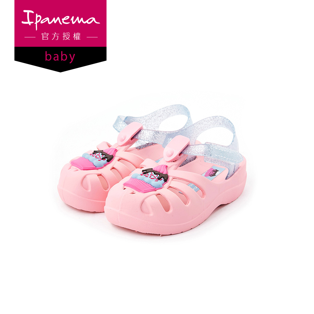 IPANEMA SUMMER V BABY系列 漁夫鞋(寶寶款)-粉紅