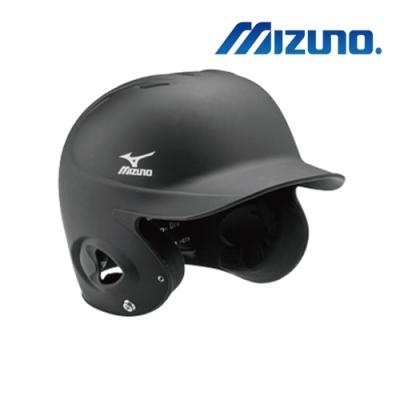 Mizuno 美津濃 成人用打擊頭盔 黑 1DTHH70109