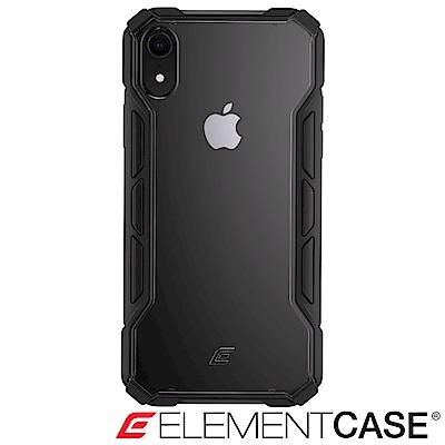 美國 ELEMENT CASE iPhone XS / X 專用拉力競賽防摔手機殼 - 黑